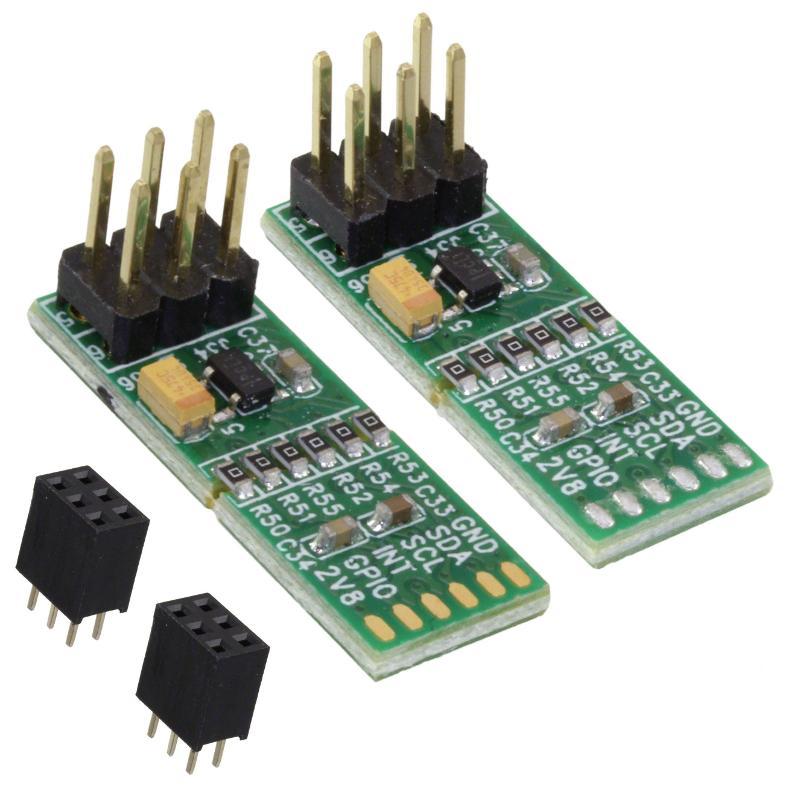 BOARD SATELLITE VL6180X - STMicroelectronics VL6180X-SATEL