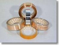 Kupfer-Abschirmbänder und isolierte Hochstromleitungen