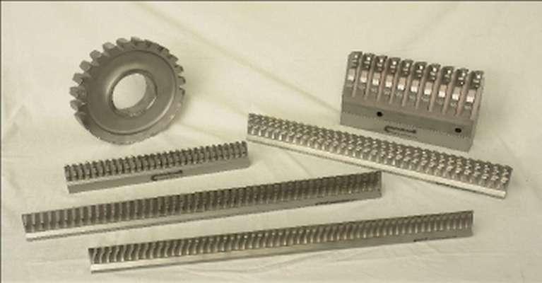 Räumwerkzeuge für Turbinenscheiben -