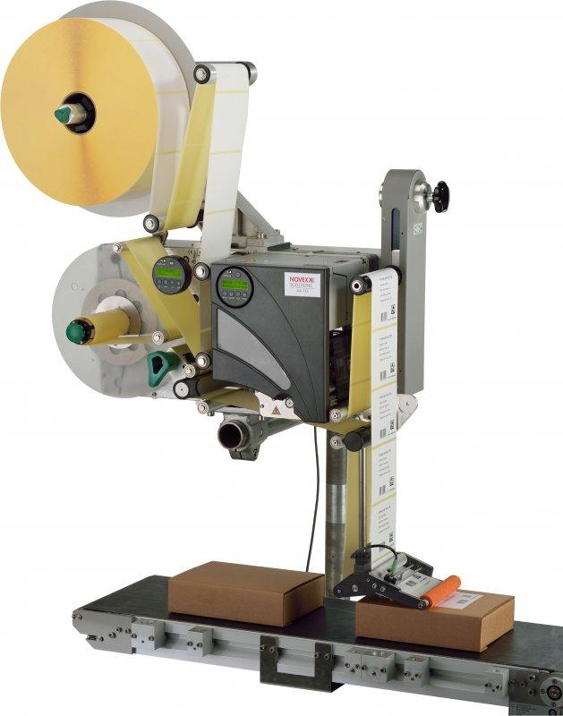 Print & Apply solutions ALX 73x - Print & Apply system / Print & apply solution / Tandem function