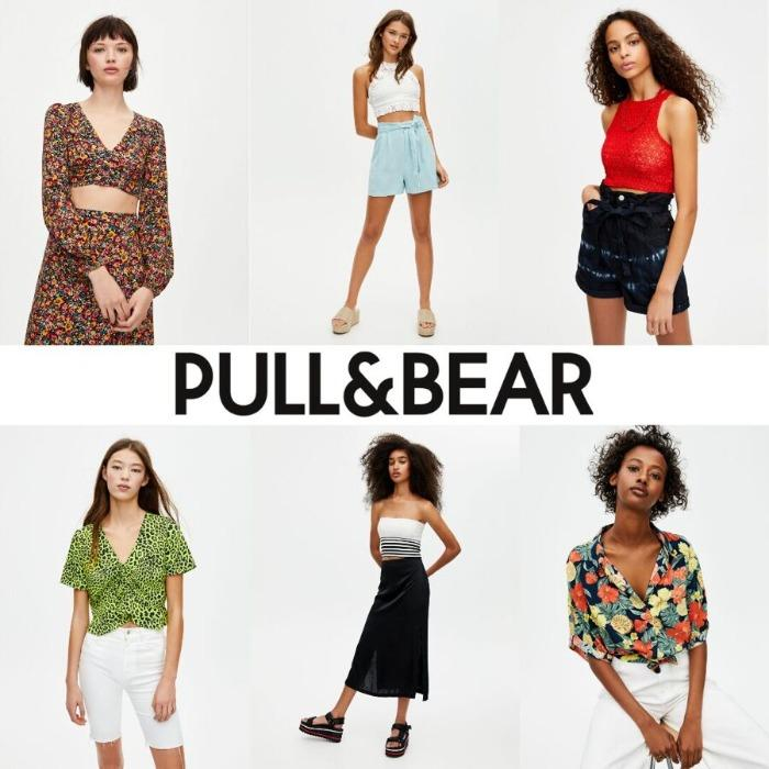 PULL&BEAR WOMEN'S SPRING/SUMMER COLLECTION - 3,55 EUR / PC