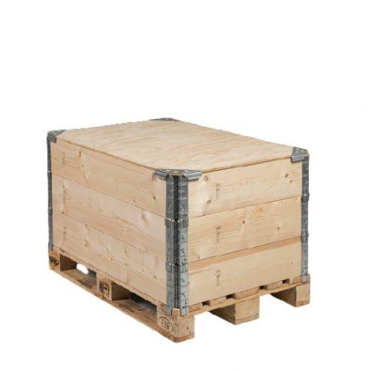 Plywood covers 1200 x 800 x 9 mm - with 2 stripes of wood