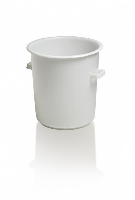 Bacs ronds 20 - 200 l - Bacs ronds, qualité alimentaire, PEHD, emboîtable, empilable