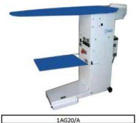 Table de repassage aspirante - chauffante avec chaudière intégrée 1AG20/A - null