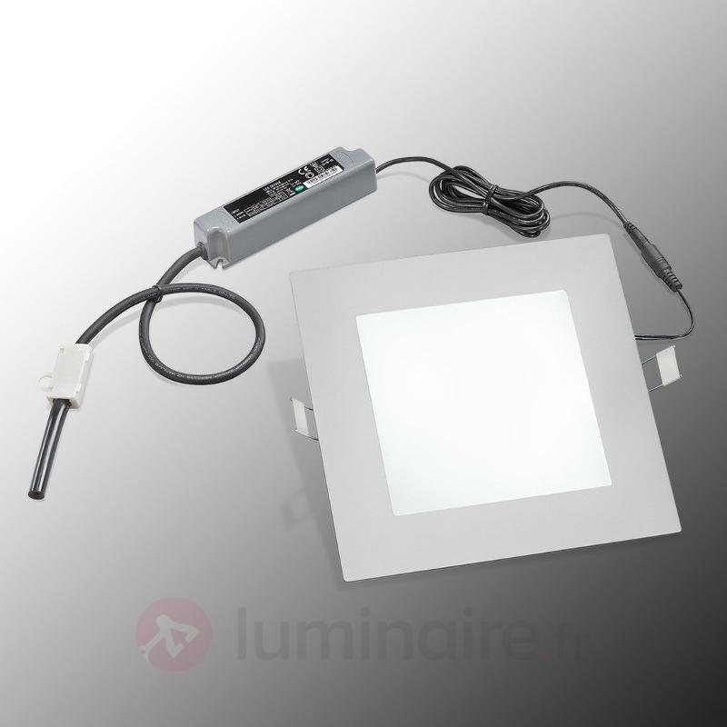 Spot encastré LED York lumière du jour - Spots encastrés LED