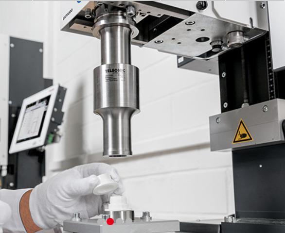 Sistemi di saldatura a ultrasuoni USP - Il sistema di saldatura a ultrasuoni per la massima qualità in tutte le applicaz