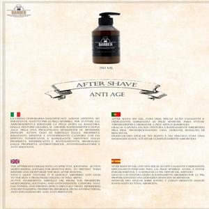 AFTER SHAVE ANTI AGE 250 ML TERRE D'HERMES - DOPOBARBA PROFUMO TERRE D'HERMES