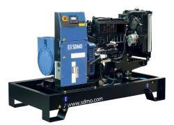Groupes industriels standard - T25KM