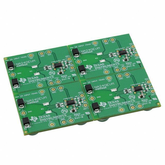 EVAL BOARD FOR INA240 - Texas Instruments INA240EVM