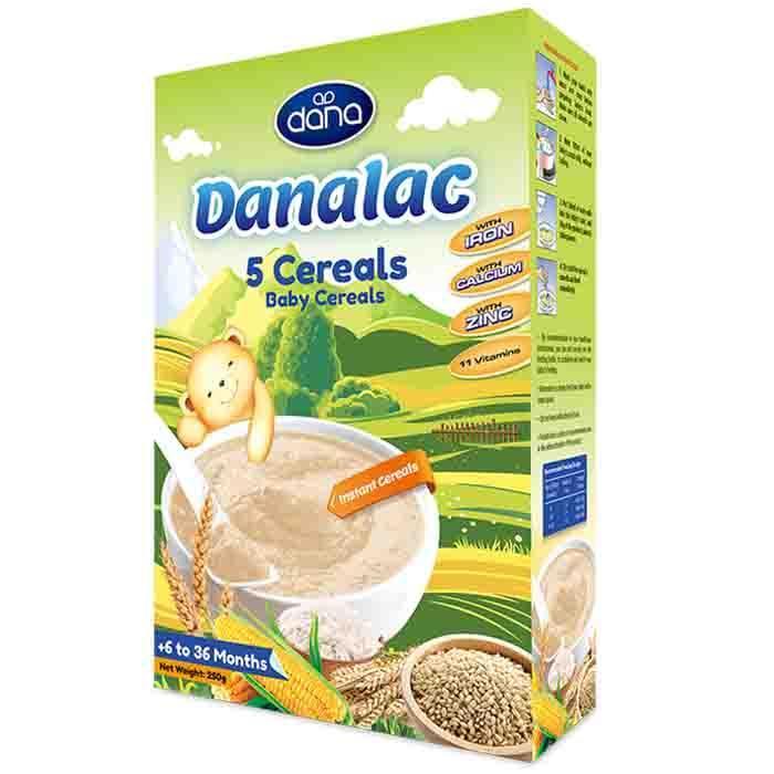 婴儿米粉-DANALAC-婴儿食品&营养品 - DANALAC带来婴幼儿成长所需的所有营养以及维他命。