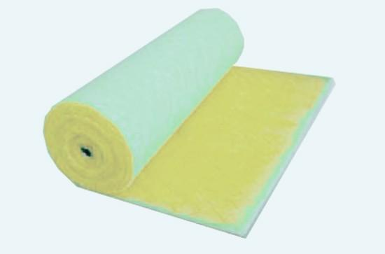 Fiberglass Dust Collector Media Rolls - null