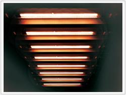 Lampade ir sw triangolo stella senza neutro - null