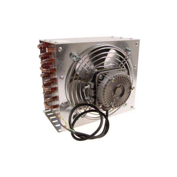 RTV vollständiger Kondensator KTK0680, 680 W (Leistung... - Kälte Verdampfer & Verflüssiger