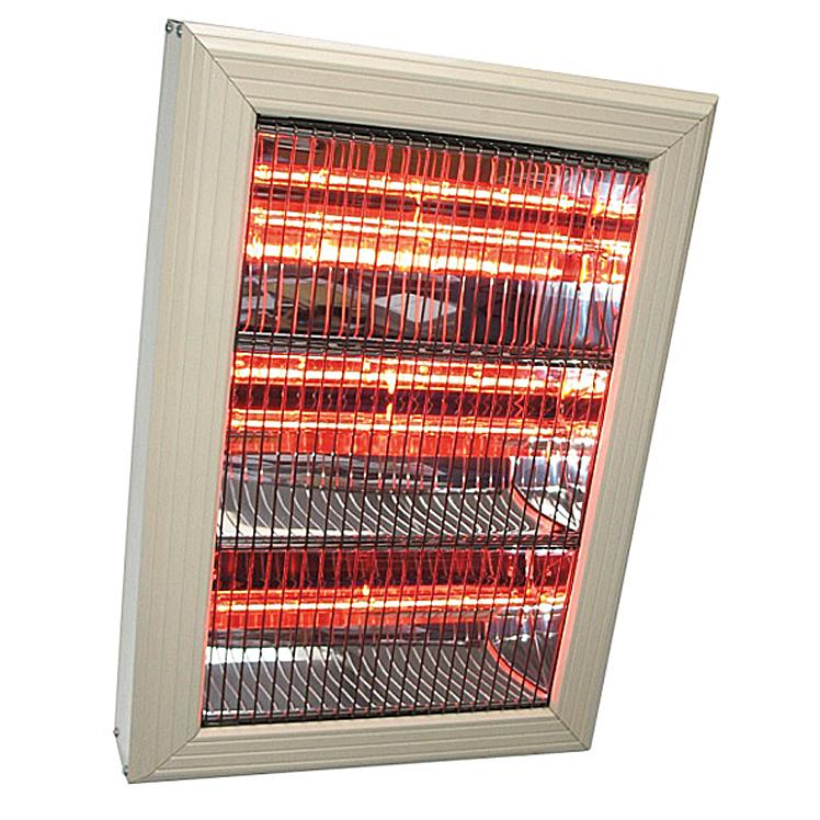 Infrared heater HA - Short-wave infrared heater
