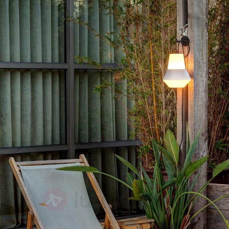 Cat - Luminaire d'extérieur mobile, blanc - Luminaires de terrasse