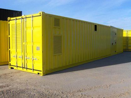 SHELTER / OFFSHORE CONTAINERS - null