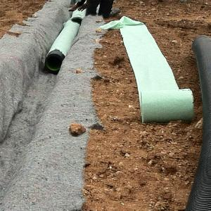 Geotextile Non Woven - non woven geotextile for civil engineering works