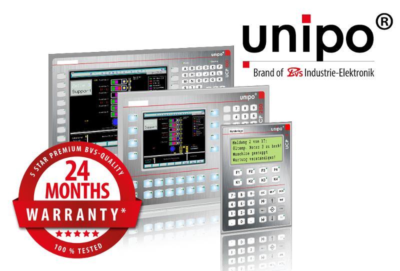 Unipo Operator Panel - unipo Operator Panel