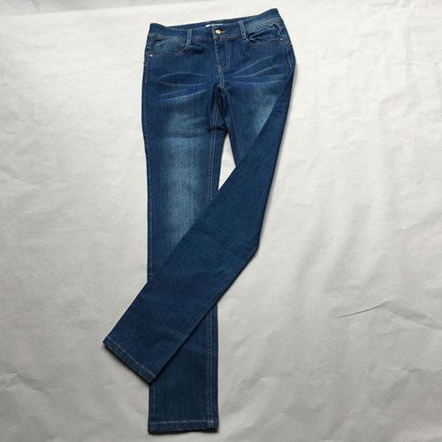 جينز المرأة