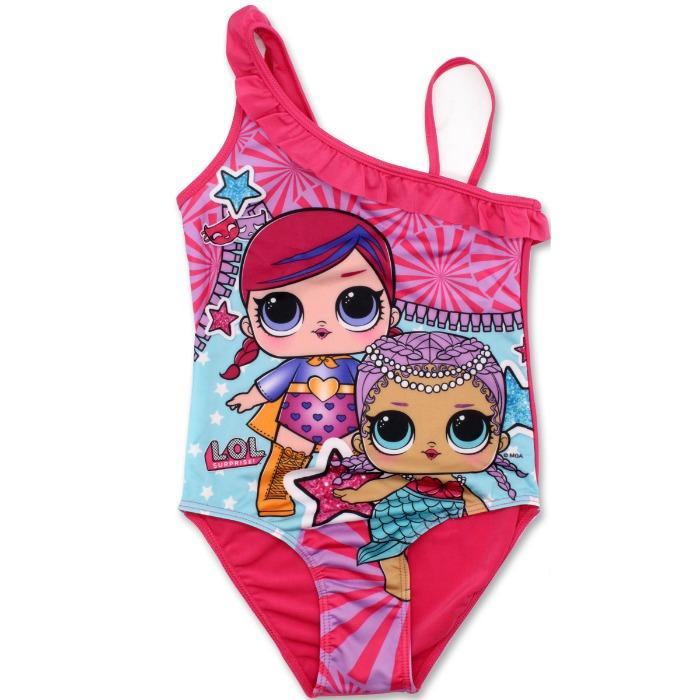 Grossista Aubervilliers Costume da bagno LOL Surprise Surpri - Costume da bagno