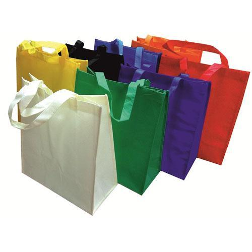 Non Woven Grocery Bags, Carry Bag - Non Woven Grocery Bag, Printed Carry Bag,