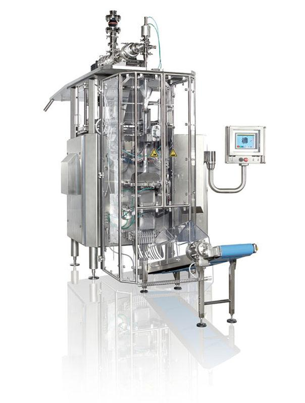Dosing of abrasive fluids into tubular bags - Reliable and gentle dosing of ClimSel