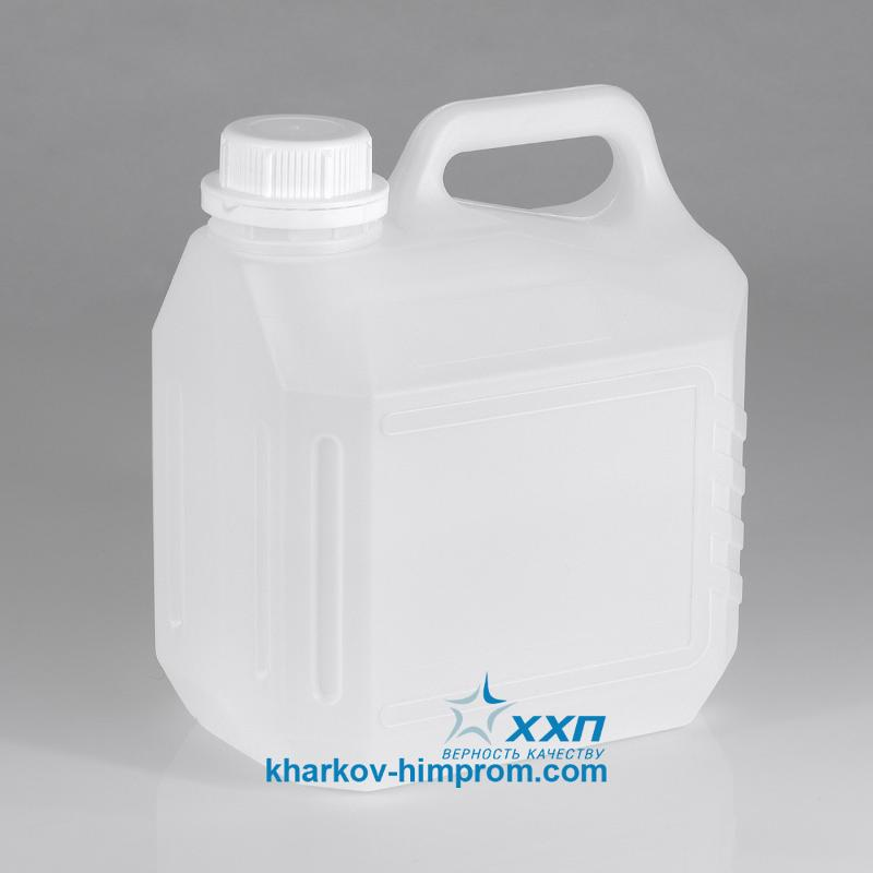 Jerrycan 3L - B.03 - Industrial and Food packaging