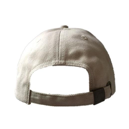 Cepillado algodón gorra de béisbol -