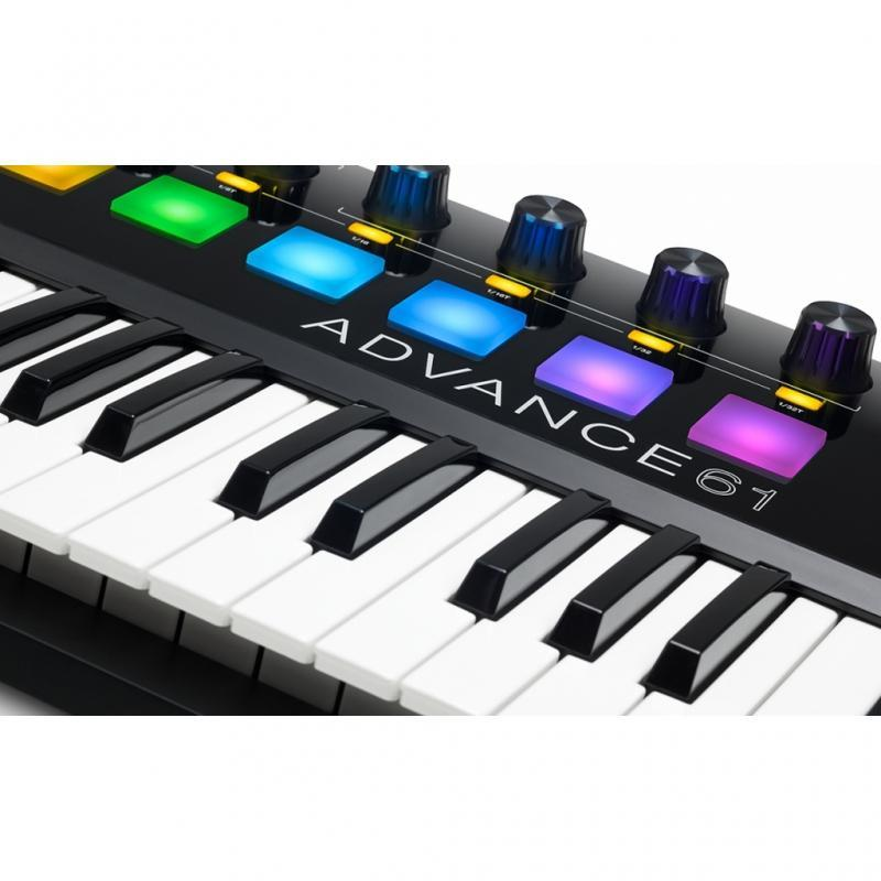 Keyboards - Akai Advance 61