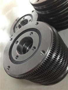 E30 pequeño cojinete giratorio con engranaje externo -