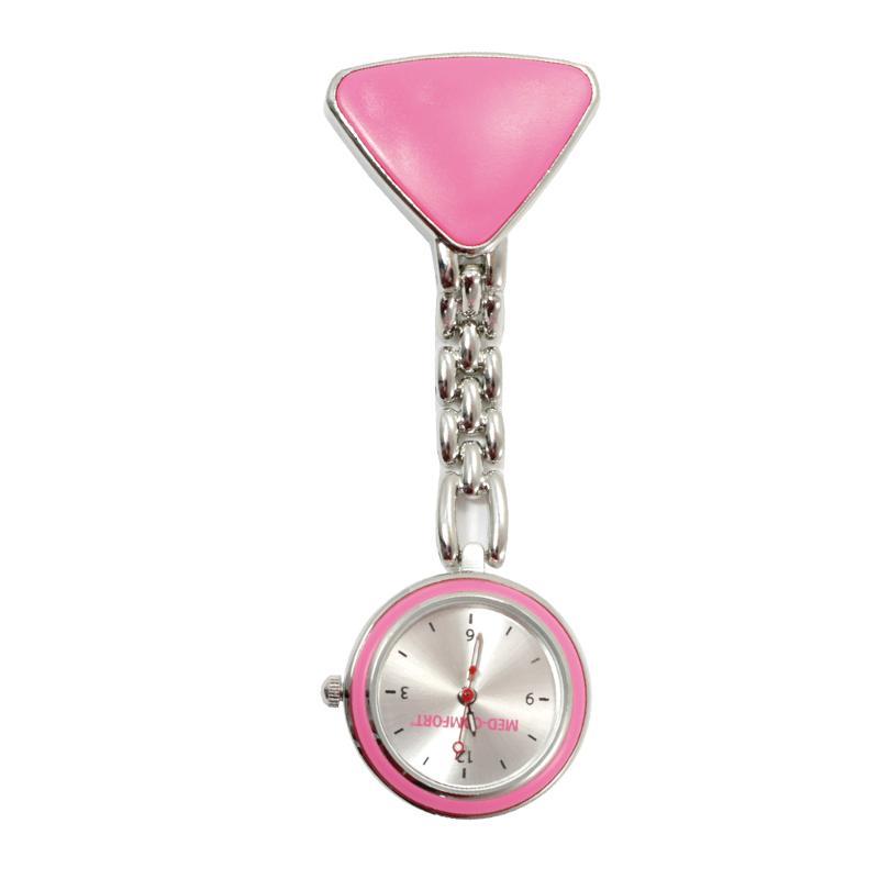 Schwestern-Uhr Farbe rosa - Schwestern Uhr