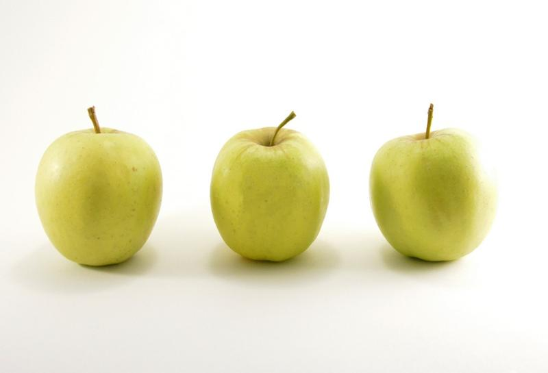 Apples - Golden Delicious