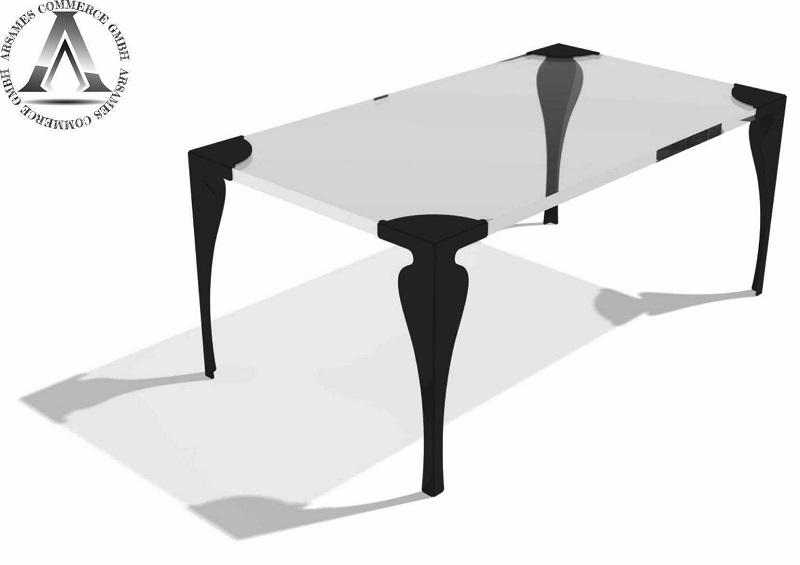 The new table design - Made in Germany