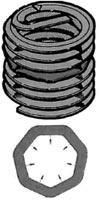 Attrezzature - Filetti riportati elicoidali