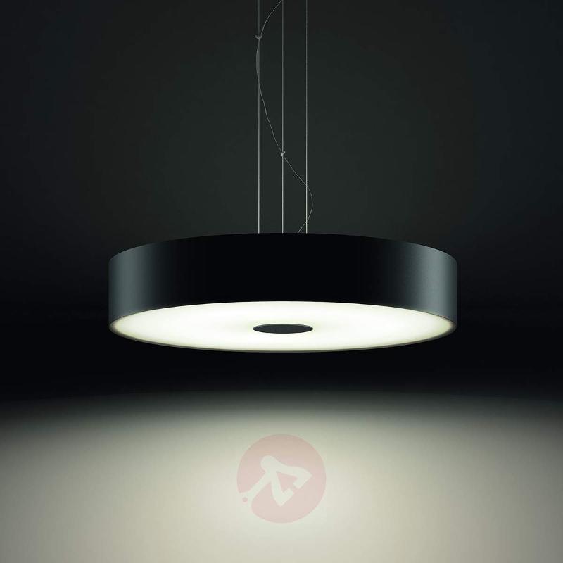 Philips Hue LED hanging light Fair, dimmer switch - Pendant Lighting