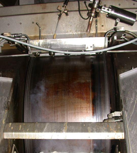 Machine Automatique cuisson 1 face sur tambour - Crêpes & galettes