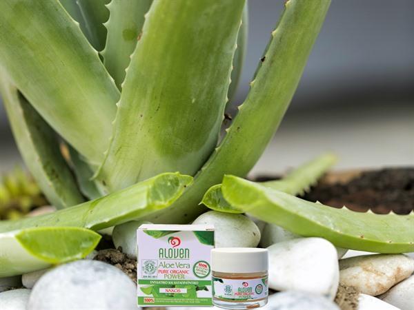 BIO FACE GEL - from organically grown Aloe Vera