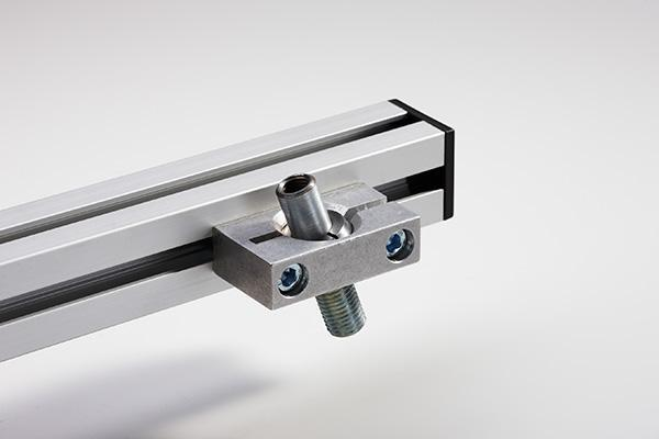 Mounting Elements in Modular Design - Joint Holder HSG