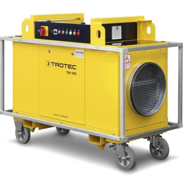 Aérotherme électrique TROTEC TEH 300 - Aérotherme électrique TEH 300