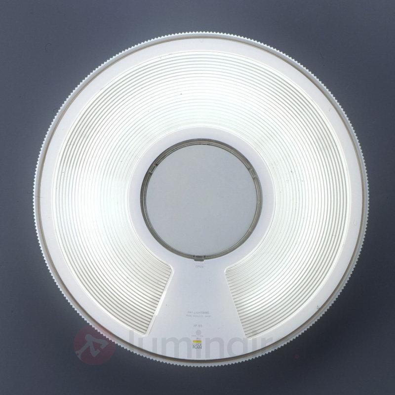 Applique de designer ronde Lightdisc, blanc - Toutes les appliques d'extérieur
