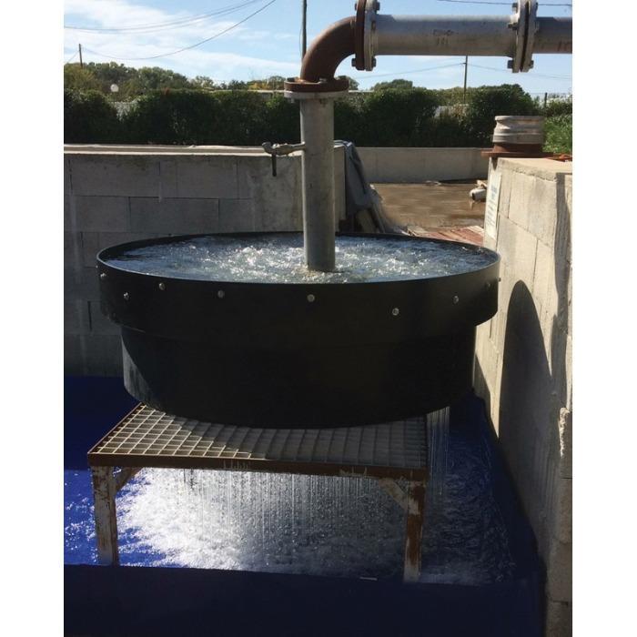 Filtres hydrocarbures - Filtre haut débit pour eaux polluées aux hydrocarbures