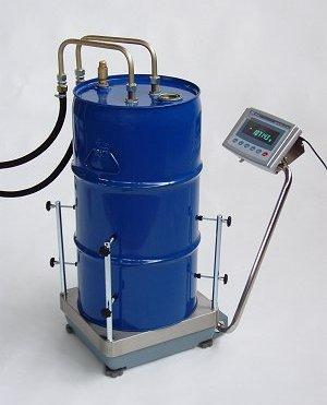 Fuel consumption metering device - Fuel consumption metering at comustion engines