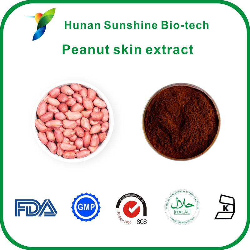 Peanut skin extract - Plant Extracts