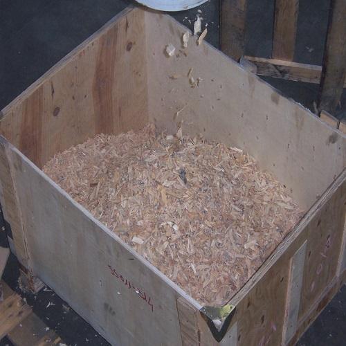 BROYEUR DECHIQUETEUR - Type de déchets