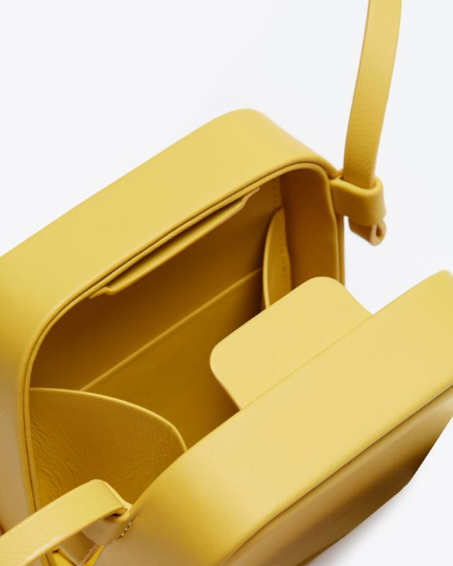 Cube Bag Vintage Yellow - ARTICLES