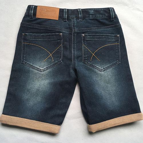 Women's denim shorts  Retro jeans shorts  -