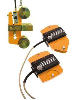 Gamme de limiteurs de charge - pour palan à câble et à chaîne de 60 à 37 500 kg