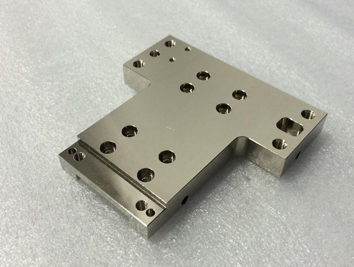 Aluminum precision machining industry - null