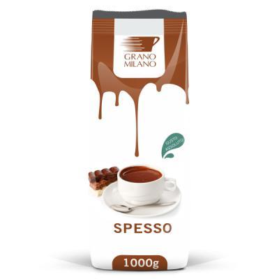 Напиток растворимый с шоколадным вкусом Grano Milano SPESSO