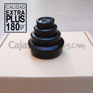 Caja de Cartón para envíos, calidad PLUS 180gr. - Tamañi: 25 x 20,5 x 5,5 cm.